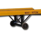 Pomost przeładunkowy typ MZR-10