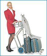 wózki transportowe Expresso
